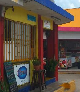 breakfast, lunch, dinner, Isla Mujeres