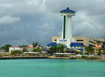 Gran Puerto in Cancun