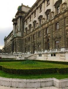 Nationalbibliothek library Vienna Wien Austria