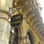 Café Central Wien Kaffee Kuchen