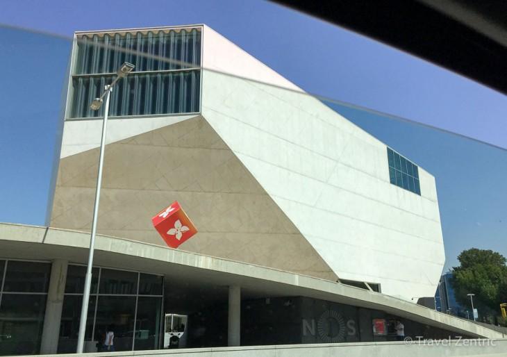 Casa da Musica, Porto, Portugal, architecture, concert hall