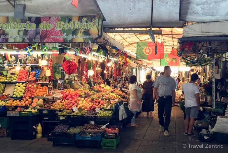 Bolhao market mercado porto