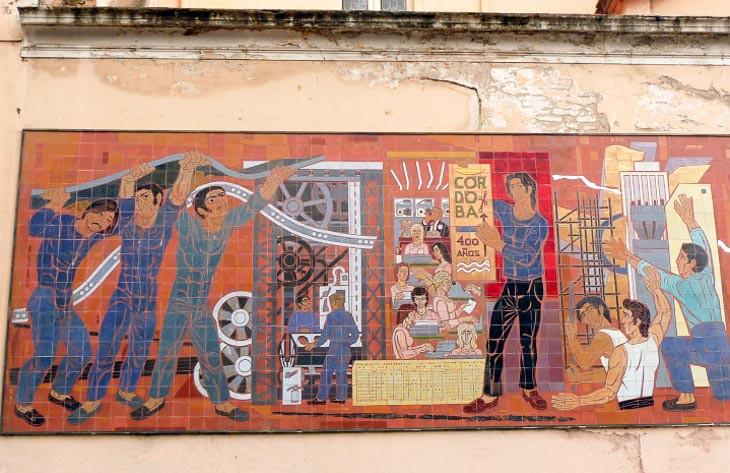 Travel Zentric individual travel street art argentinia argentina Cordoba