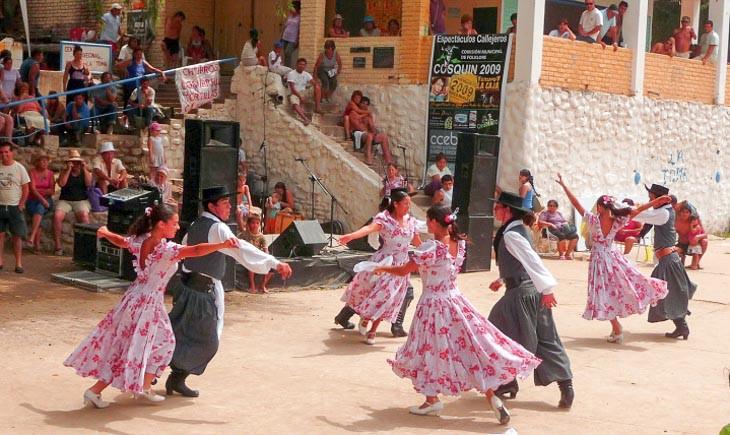 Dance Minas Cordoba Argentina culture local show