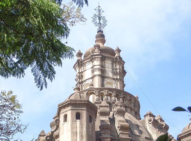Church Cathedral Cordoba Argentina