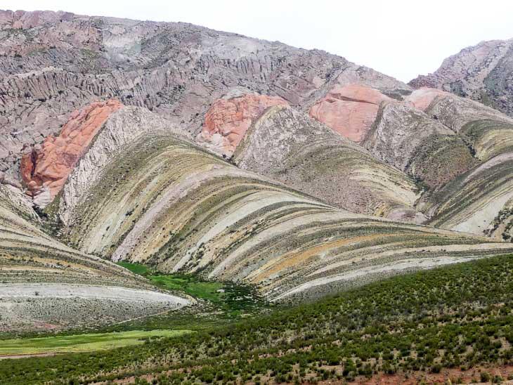 nature landscape in Cordoba Argentina