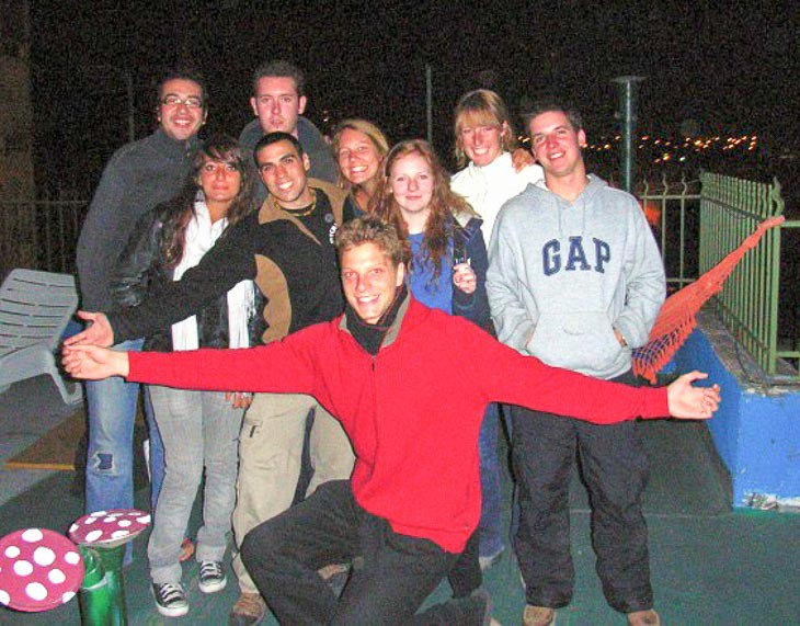 Cordoba nightlife exchange individual travel zentric