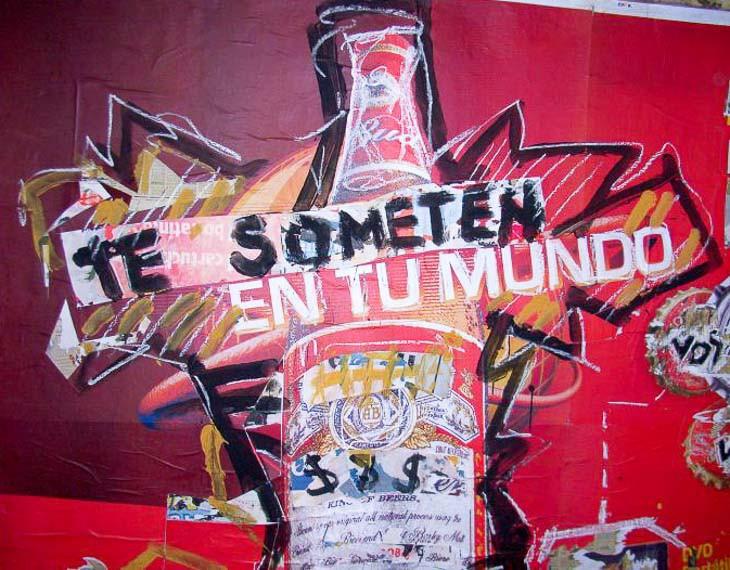 Cordoba street art Argentina Argentinien