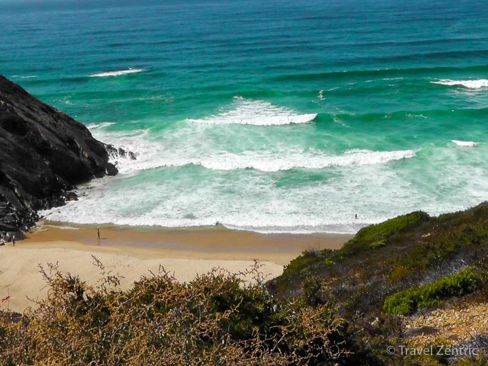 Praia das Adegas Algarve Portugal beach