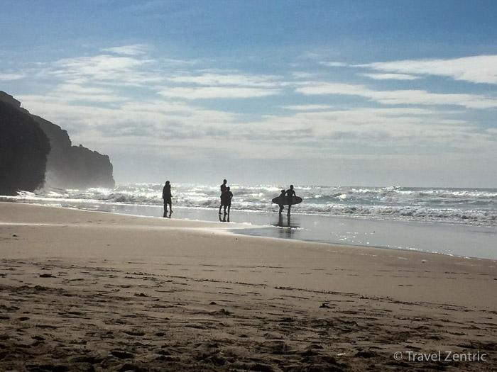 Praia de Odeceixe Algarve Portugal