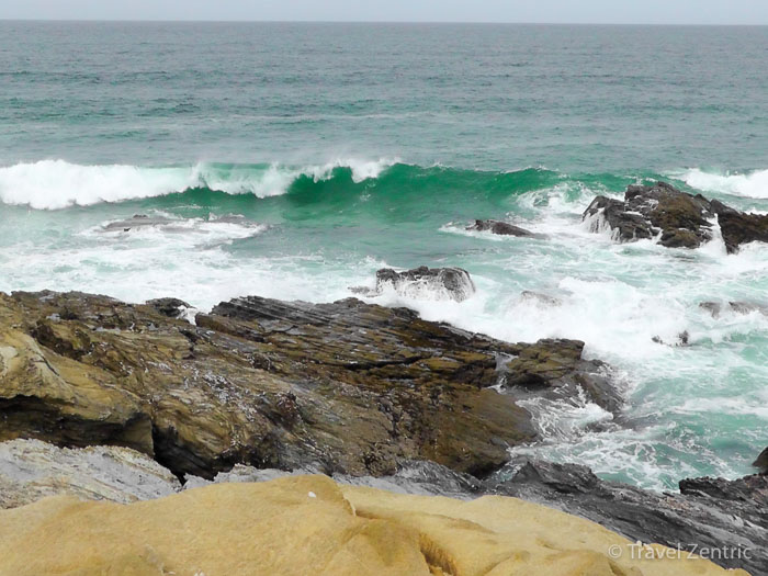 coastline porto covo alentejo Portugal