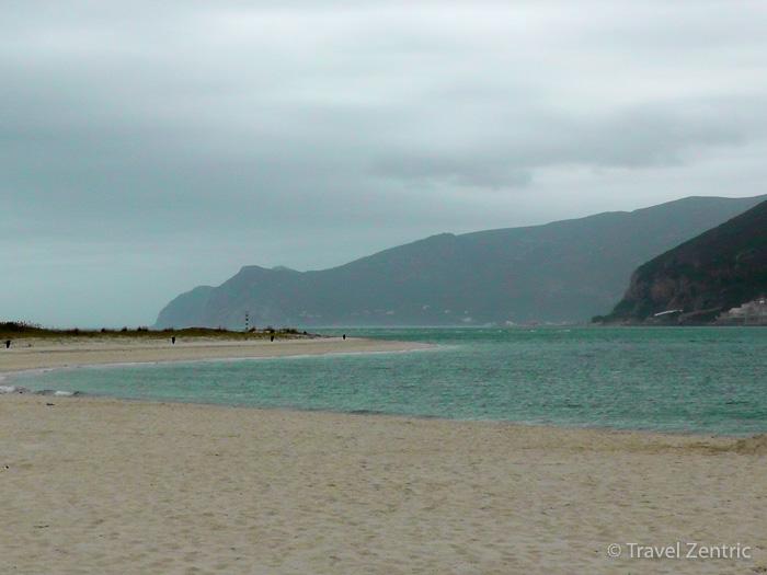 Troia beach Alentejo Portugal