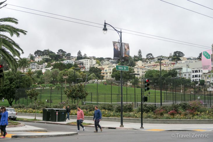 Dolores Park, San Francisco, Mission District