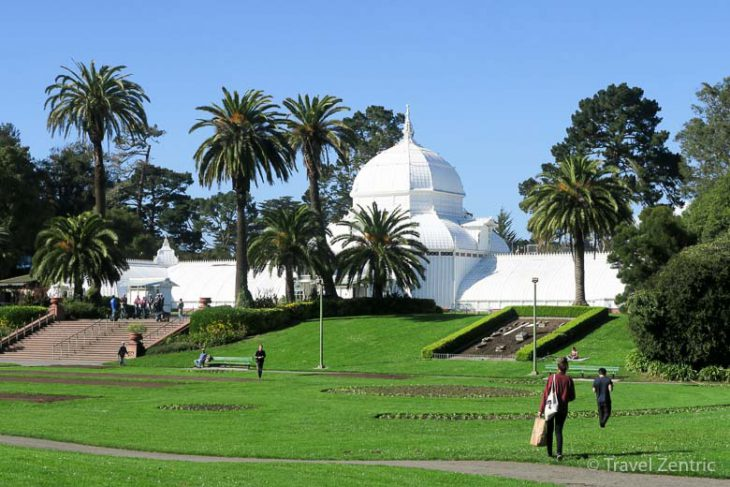 san francisco, golden gate park