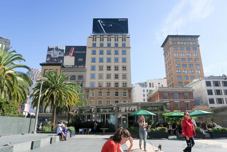 san francisco, union square