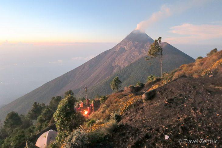 volcano fuego acatenango hiking guatemala