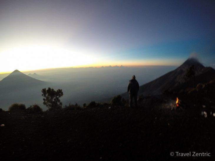 volcano acatenango hiking guatemala