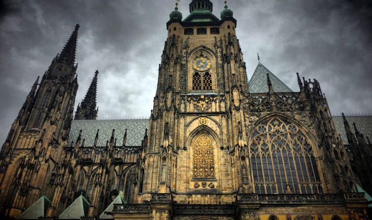 Prague castle top 10