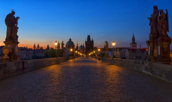 Prague Prag charles bridge top 10 highlights